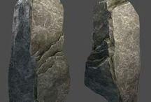 돌,암석,절벽