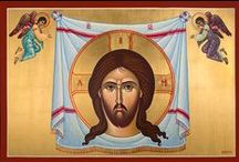 Hand Painted Icons for Sale / Original hand-painted icons from the Monastery Icons collection