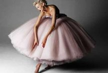 a thing for tutus / Because tulle.