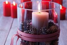 Weihnachten / Dekoration, Ideen, Tischdeko, Weihnachten