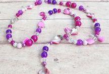 Schmuck: Y-Ketten | Perlenketten / Schmuck - von mir persönlich von Hand gefertigt in München seit 2008. Individuelle Fertigung möglich!