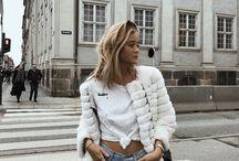 •Streetstyle • / Style inspiration