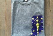 Indiana Pocket Tees / Yes! They are functional Indiana Pocket Tees.