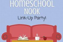 The Homeschool Nook Link Up