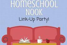 The Homeschool Nook Link Up