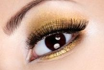 Makeup | Eyes / Eye Makeup and Accessories such as eyebrow powder, pencils, eye shadow, eyeliner, stencils and eyebrow tints.