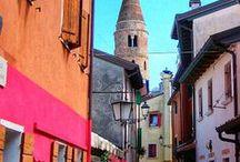 Itálie - Caorle