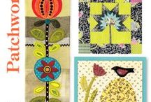 Quilt Books & Magazines / by The Quilted Crow