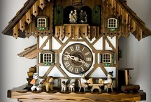 Clocks and Cuckoo Clocks / by the Basswood Man