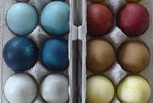0 Easter Eggs & Decors / by Myriam