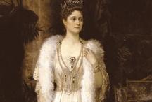 Empress Alexandra Feodorovna 1872-1918