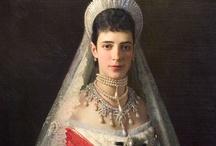 Empress Marie Feodorovna 1847-1928