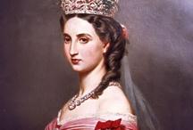 Empress Carlota of Mexico 1840-1927