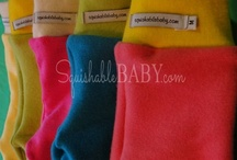 The Squishable Baby - Products / Merino Wool and Bamboo products for your little one.  Pants are very cloth diaper friendly!