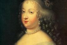 89/Queen Marie-Thérèse d'Autriche 1638-1883