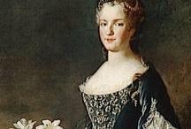 90/Queen Marie Leszczyńska 1703-1768