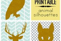Free printables / by Sandrine Sorel