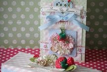 Paper - Cards / by Valerie Sue Nielsen