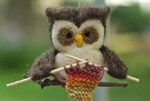 tricot e crochê / by luciana vasconcellos