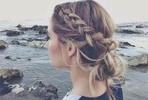 All things HAIR / CurlyBraidedStraightFringeLongShortColour