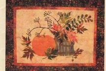 Autumn / Halloween Fun / by The Quilted Crow