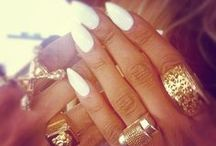 All sorts of NAILS / Length, Shape, Colour, Perfection
