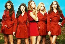 Pretty Little Liars / Mostly Emison but all my girls  / by Kristin Nicole