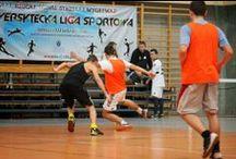 WspieramyKlub.pl gra w futsal! / Członkowie naszej Redakcji wzięli udział w IV edycji Uniwersyteckiej Ligi Futsalowej.