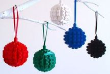 Beautiful Baubles / Baubles come in all shapes and sizes and are a must for your Christmas tree - here are some great ones!