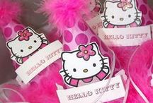 Hello Kitty / A very popular and universally recognised theme; Hello Kitty!