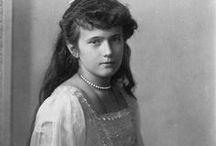 Anastasia 1901-1918