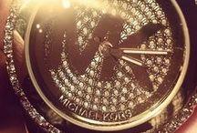 Michael Kors / Inspiroidumme Michael Kors koruista ja kelloista.