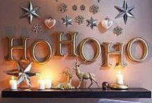 Joulu / Ideoita ja inspiraatiota joulun viettoon, lahjoja, tunnelmaa...