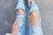 The MUST is denim