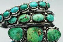 Turkoosi - Turquoise / Inspiroivan raikas turkoosi.