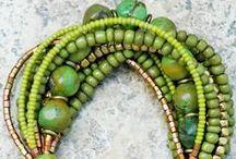 Vihreä - Green / Inspiroidu vihreästä!
