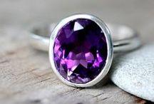 Violetti - Purple / Inspiroidu upeasta violetista.