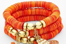 Oranssi - Orange / Inspiroidu iloisesta oranssista.