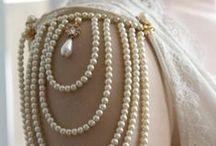 Helmet - Pearls / Inspiroidumme eri tavoista käyttää helmiä.