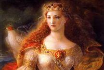53/Queen Aliénor d'Aquitaine 1122-1204