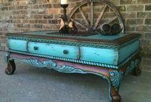 Nábytok dekorácie, shabby chic, patina-furnishings decorations-Möbel dekoration