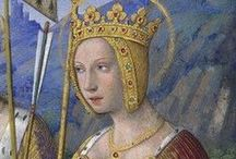 77/Queen Anne de Bretagne 1477-1514