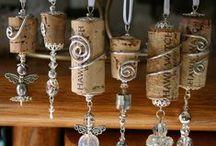 Handmade Xmas Ornament Ideas