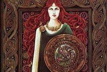 Queen Boadicée (Boudica) 30-60