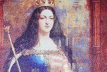 Queen Jadwiga (Hedwige) de Poland 1372-1399