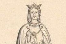 61/Queen Isabelle d'Aragon 1247-1271