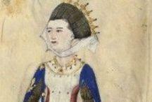 60/Queen Marguerite de Provence 1221-1295