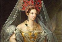 Empress Alexandra Fiodorovna de Russie 1798-1860