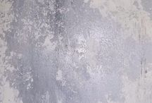 Textures / Estucos decorativos y decoración de paredes con todo tipo de efectos y pinturas Texturizadas.
