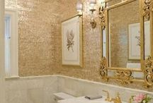 Luxury decor Oro/Plata